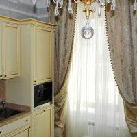 образцы штор на кухню фото 47