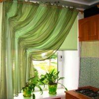 образцы штор на кухню фото 49
