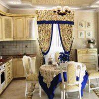 образцы штор на кухню фото 5