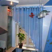 образцы штор на кухню фото 54