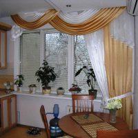 образцы штор на кухню фото 55