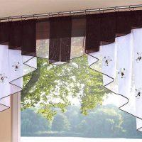 образцы штор на кухню фото 56