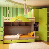 детская спальня для двоих детей фото 10