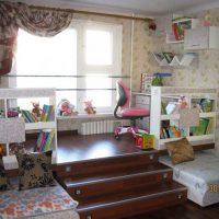 детская спальня для двоих детей фото 18