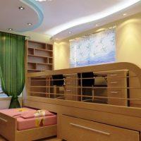 детская спальня для двоих детей фото 32