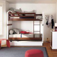детская спальня для двоих детей фото 40