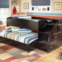 детская спальня для двоих детей фото 45
