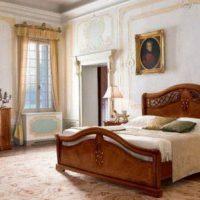 спальни в классическом стиле дизайн фото 11