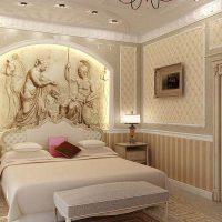 спальни в классическом стиле дизайн фото 13