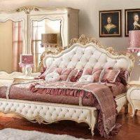 спальни в классическом стиле дизайн фото 15