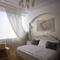 спальни в классическом стиле дизайн фото 17