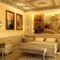 спальни в классическом стиле дизайн фото 18