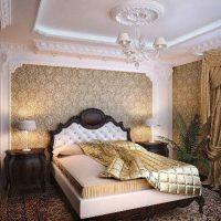спальни в классическом стиле дизайн фото 2