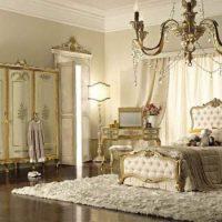 спальни в классическом стиле дизайн фото