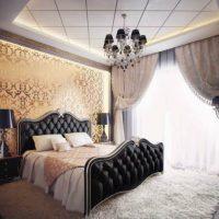спальни в классическом стиле дизайн фото 24