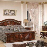 спальни в классическом стиле дизайн фото 27
