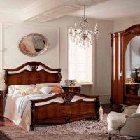спальни в классическом стиле дизайн фото 29