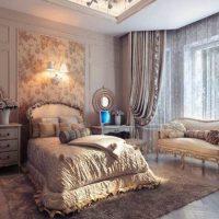 спальни в классическом стиле дизайн фото 34