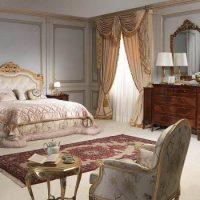 спальни в классическом стиле дизайн фото 35