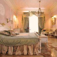 спальни в классическом стиле дизайн фото 38