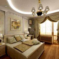 спальни в классическом стиле дизайн фото 39