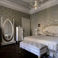 спальни в классическом стиле дизайн фото 4