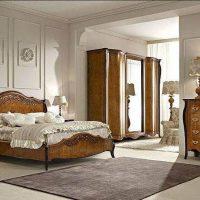 спальни в классическом стиле дизайн фото 42