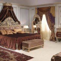 спальни в классическом стиле дизайн фото 43
