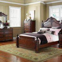 спальни в классическом стиле дизайн фото 45
