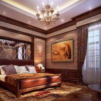 спальни в классическом стиле дизайн фото 5