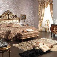 спальни в классическом стиле дизайн фото 7