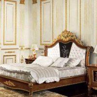 спальни в классическом стиле дизайн фото 9