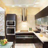 интерьер кухни 9 кв метров фото 11