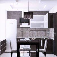 интерьер кухни 9 кв метров фото 14