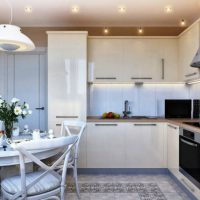 интерьер кухни 9 кв метров фото 21