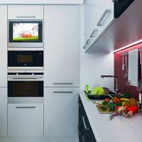 интерьер кухни 9 кв метров фото 23