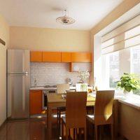 интерьер кухни 9 кв метров фото 24