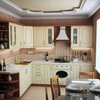 интерьер кухни 9 кв метров фото 4