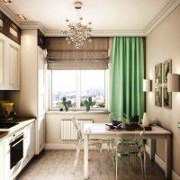интерьер кухни 9 кв метров фото 40
