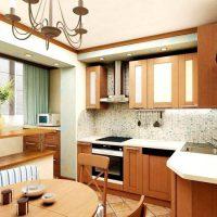 интерьер кухни 9 кв метров фото 46