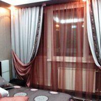 шторы для спальни фото 4