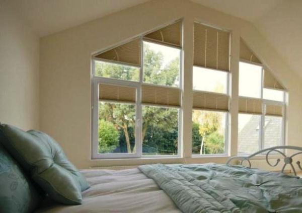 шторы в спальню фото 11