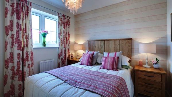 шторы в спальню фото 6