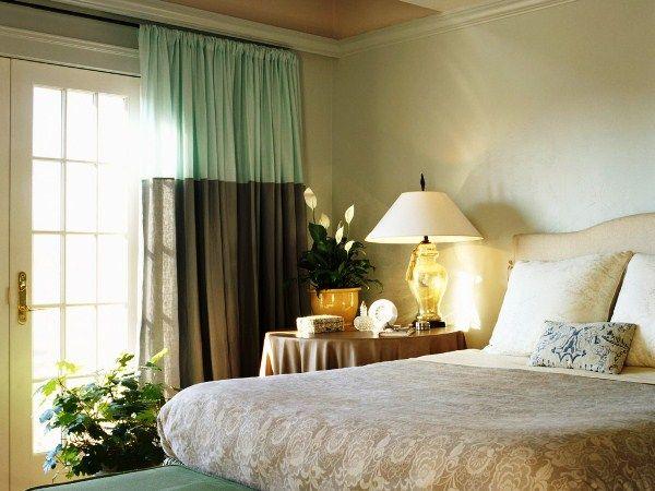 шторы в спальню фото 7