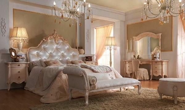 люстра для спальни в классическом стиле