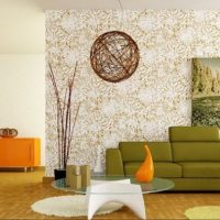 диван в интерьере гостиной фото 22