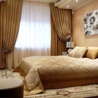 шторы для спальни фото 12