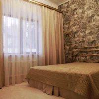 шторы для спальни фото 16
