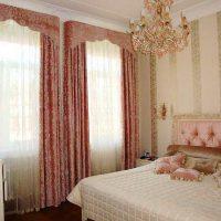 шторы для спальни фото 20
