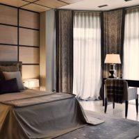 шторы для спальни фото 21